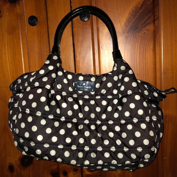 kate spade Handbags - Kate Spade Polka dot Bag